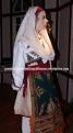 αυθεντική Αιδήψια φορεσιά στο τυπικό ύφος τέλη 19ου αιώνα αρχές 20ου