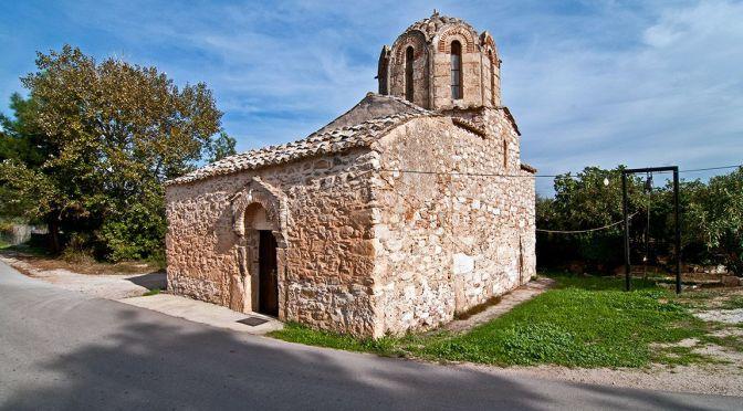 Βυζαντινοί ναοί σε Εύβοια και Άνδρο